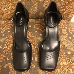 Aldo Shoes  Black Mary Janes